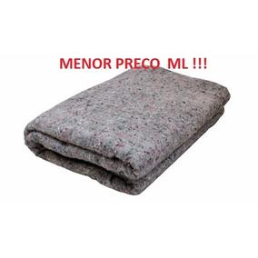 Cobertor Solteiro Popular Cinza - Doacao - Manta