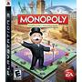 Jogo Tabuleiro Banco Imobiliario De Monopoly Playstation Ps3