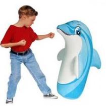 Muñeco Infalible Involcable Intex Delfín Juego Niños