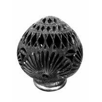 Figura Artesanal Cántaro Barro Negro