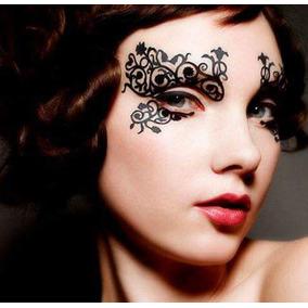 Artistic Eye Makeup Maquillaje Fantasía Disfraz Cosplay Goth