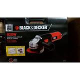 Esmeril 4-1/2 Black & Decker G720k