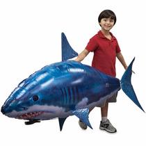 Tubarão Voador Com Controle Remoto-air Flying Shark-inmetro