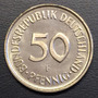 Ale341 Moneda Alemania Federal 50 Pfennig 1987 F Unc-bu Ayff