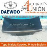 Tapa Maleta De Daewoo Super Ssalon