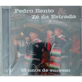 Cd Pedro Bento & Zé Da Estrada - 55 Anos De Sucesso