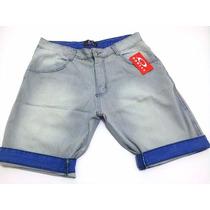 Kit C/20 Shorts Bermuda Jeans Atacado Revenda Frete Grátis
