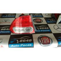 Lanterna Traseira Esquerda Honda Civic Auto Peças 8648