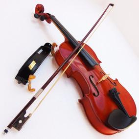 Instrumento Musical Violino Parrot Clássico 4/4 Arco E Case