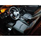 Kit Iluminacion Led Blanco Interior - Exterior Mazda 3 Hatch