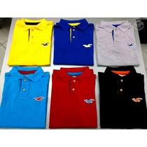 Kit 5 Camisa Polo + 3 Cuecas Da Calvin Klein *frete Grátis*