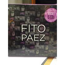 Boxset Fito Páez 5 Cd