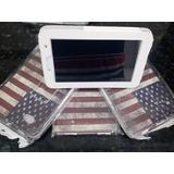 Kit 10 Capas Tablet Universal Estampadas Luxo Preço Atacado