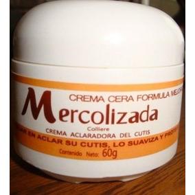 Cera Mercolizada Crema Antigua