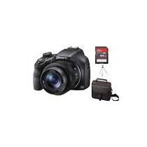 Camera Sony Hx400 Zoom 50x Wi-fi +64gb C/10+capa+tripe