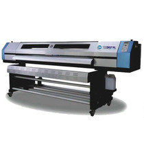 Plotter Eco-solvente Dx5 Dx7 Impressão Digital