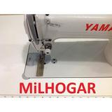Maquina De Coser Recta Yamata 5550 Garantia 1 Año Milhogar