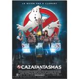 Cazafantasmas Ghostbuster - Poster De Cine! 70 X 100 Cm