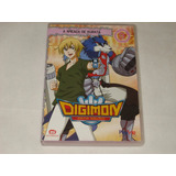 Digimon Data Squad - A Ameaça De Kurata - Vol.9 - 2006 - Dvd