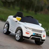 Coche Carro Eléctrico Niños Montable, Camioneta Infantil