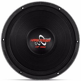 Woofer Hard Power Hp550 12 550w Rms 4 Ohms Bobina Simples
