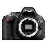 Camara Digital Nikon D5200 24.1 Mp Solo Cuerpo Reflex