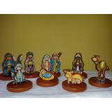 Nacimientos, Mdf, Imanes, Navidad, Cajas, Porta Lapices