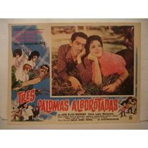 Elvira Quintana , Tres Palomas Alborotadas , Cartel De Cine