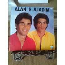 Lp - Alan & Aladim - 1987