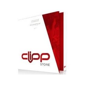 Aplicativos Comerciais Clipp Store 2017 Original Compufour