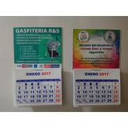 Calendarios Magnéticos Publicitarios 100 Unidades