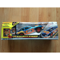 Hot Wheels Tyco Control Remoto Rc Nascar Kyle Petty .