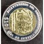 10 Pesos 2015 Uruguay - Reglamento De Tierras