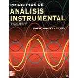Libro Principios De Análisis Instrumental 5ª Edición - Pdf