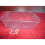 Envase Plastico Con Tapa Ideal Helados / Cocina