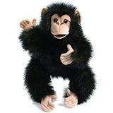 Folkmanis Bebé Chimpancé Mano De Marionetas
