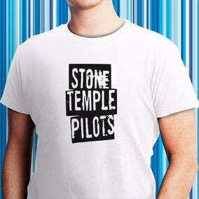 Camiseta Personalizada Stone Temple Pilots Stp Scott Weiland