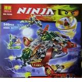 (marca Alternativa Bela) Super Avion Giratoria (ninjago)