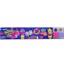 Mega Pack 20 Piezas Shopkins Temporada 7 Join The Party