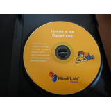 Cd-rom Lucas E Os Detetives - Educativo