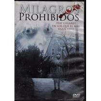 Milagros Prohibidos - Ana Torrent - Francisco Boira - 1 Dvd