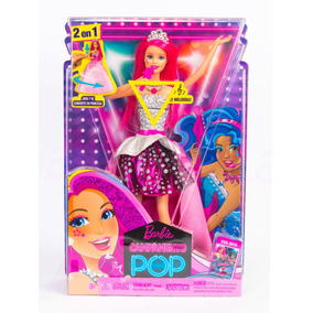Barbie Princesa Campamento Pop