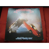 Lp Krokus - Metal Rendez-vous - 1980 1a Ed Incl Mini Poster