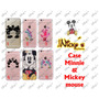Funda Case Mickey Y Minnie Mouse Iphone 5 5s 6s 6 6 Plus