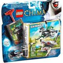 Lego Chima 70107 Ataque Del Zorrillo Entregas Metepec Toluca