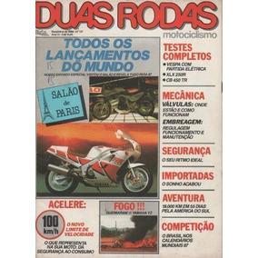 Revista Duas Rodas N°137 Ano 13 Vários