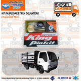 Kit Pasadores Tren Delantero Nhr Chevrolet