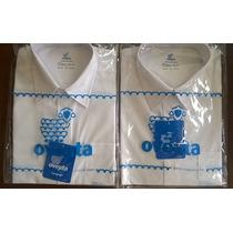 Camisa Escolar Blanca Ovejita