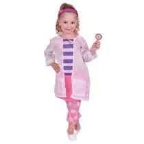 Disfraz Doctora Juguetes T2 Disney Junior