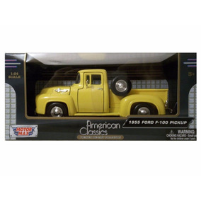 1/24 1955 Ford F-100 Pick Up Motor Max American Classic